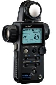 Sekonic DigitalMaster L-758Cine  -valotusmittari