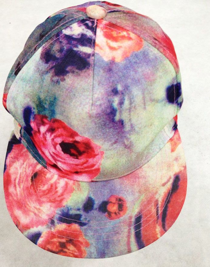 Find More Baseball Caps Information about Free Shipping 2014 New Fashion Hot Sale Chiffon Floral Tie Dyed  Baseball Cap For Women With Adjustable Snap,High Quality cap figure,China cap panda Suppliers, Cheap cap badge from Yiwu Fashion Accessories store on Aliexpress.com