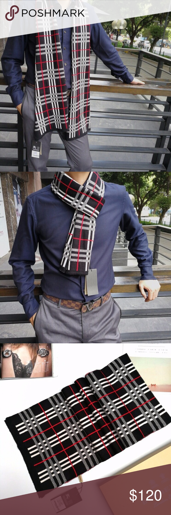 BURBERRY Scarf shawl Our products are 100 true Brand new