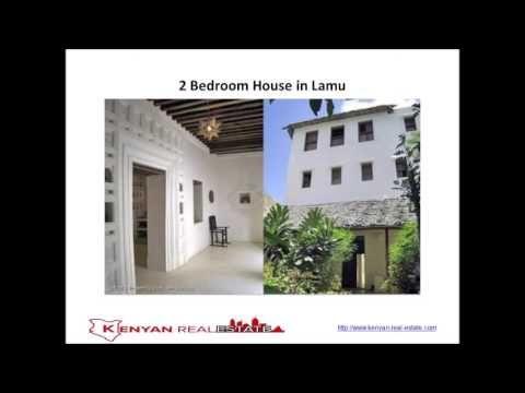2 Bedroom House in Lamu, Nairobi, Kenya
