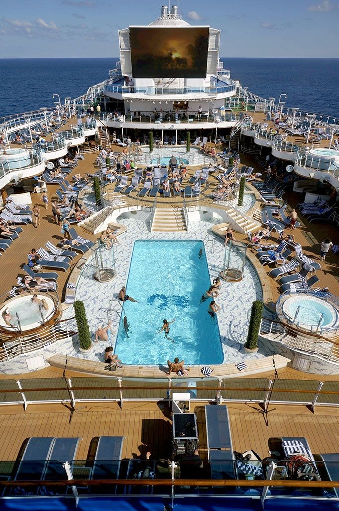 Top 10 Best Royal Princess Features Popular Cruising
