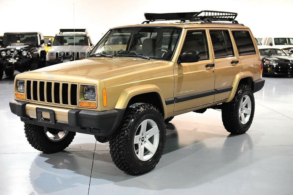 CHEROKEE XJ SPORT / ONLY 60K MILES / FULLY SERVICED AND