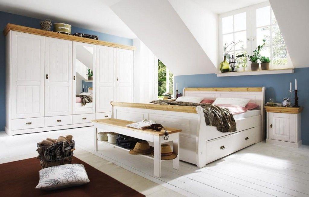 Schlafzimmer Landhaus nett schlafzimmer landhaus weiß deutsche deko