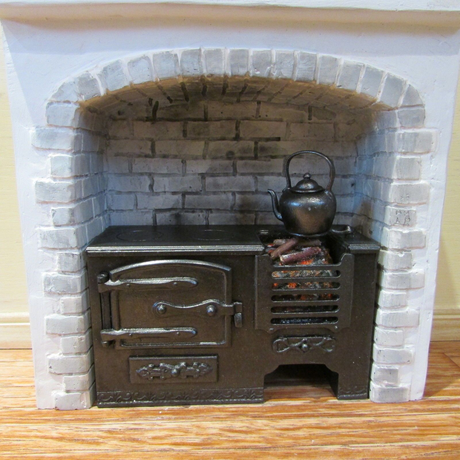 Dolls House Miniature Kitchen Range