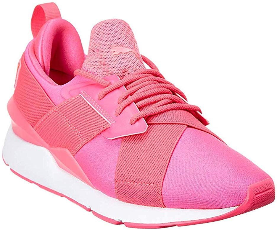 PUMA Women's Muse Satin EP Pearl Knockout