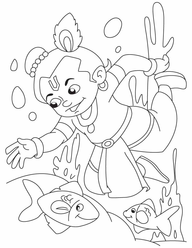 9 Pics Of Lord Krishna Coloring Pages Sketch Coloring Page Krishna Drawing Art Drawings For Kids Coloring Pages