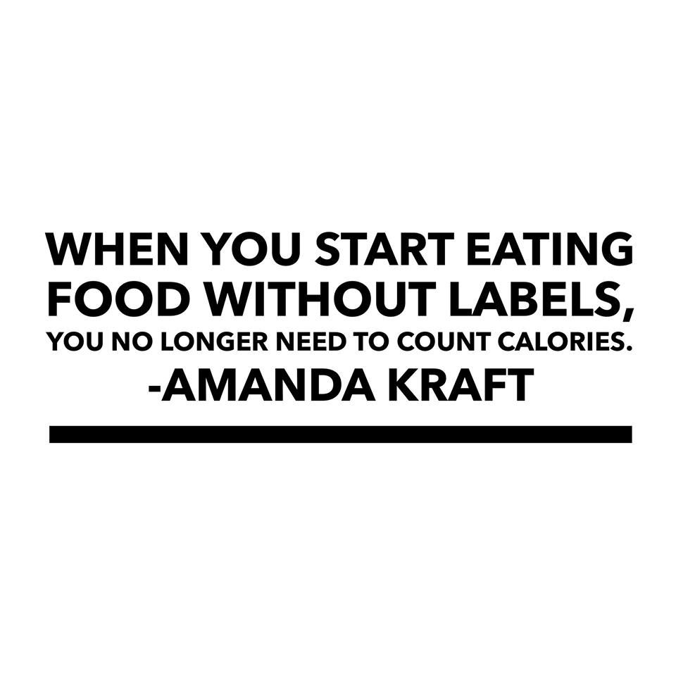 When it comes to food, keep it simple. #Fresh #