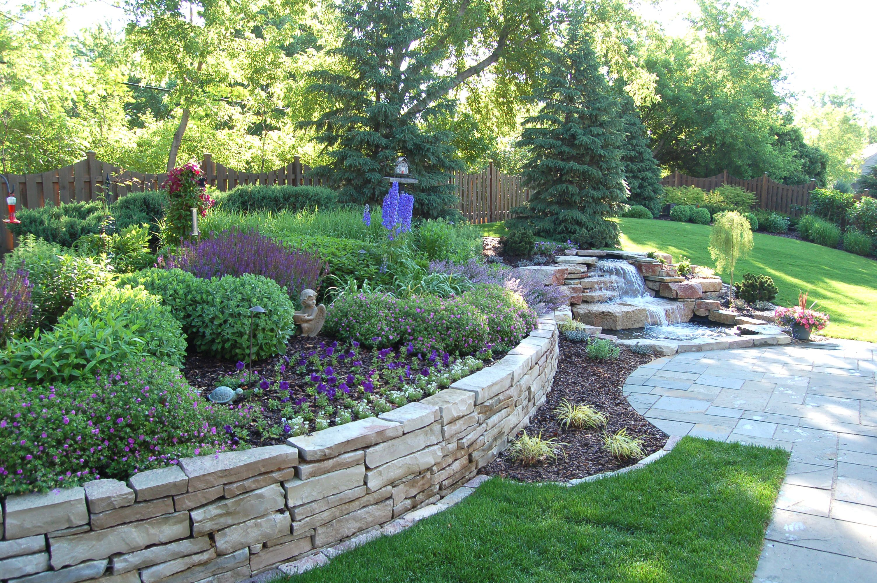 Fondulac Wall And Perennial Gardens Gives Way To Chilton 400 x 300
