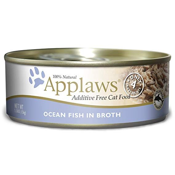 Amazon Com Applaws Ocean Fish 24 5 5 Ounce Can Wet Pet Food Pet Supplies Canned Cat Food Free Cat Food Cat Food