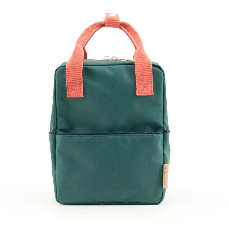 Sticky lemon backpack small grass green