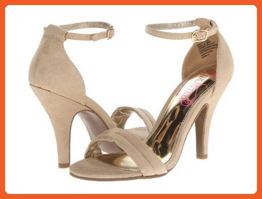 5def56af35cff Unlisted Rack Pack Women's Sandal 8.5 B(M) US Natural-Microfiber ...