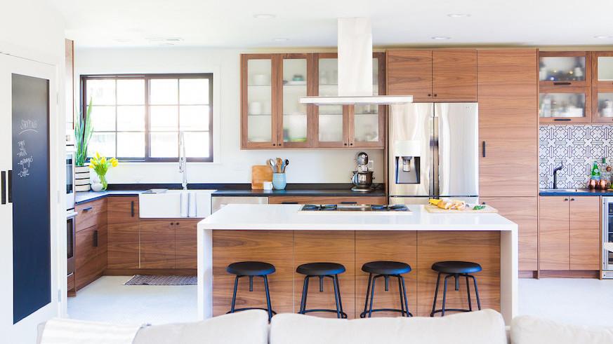 The Best Semihandmade + IKEA Creations Ikea kitchen