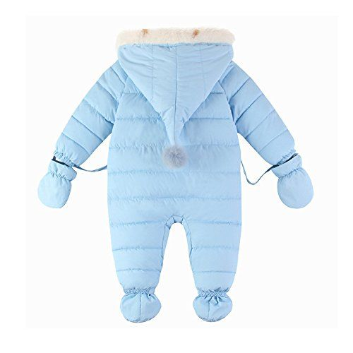 8c55b74a3 baby snowsuit - Mud Kingdom 3 Piece Baby Toddler Boy All In One ...