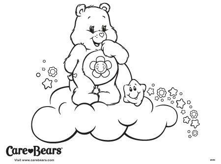 Pin By Mabribtaba On Care Bear Harmony Bear Bear Coloring Pages Cool Coloring Pages Coloring Pages