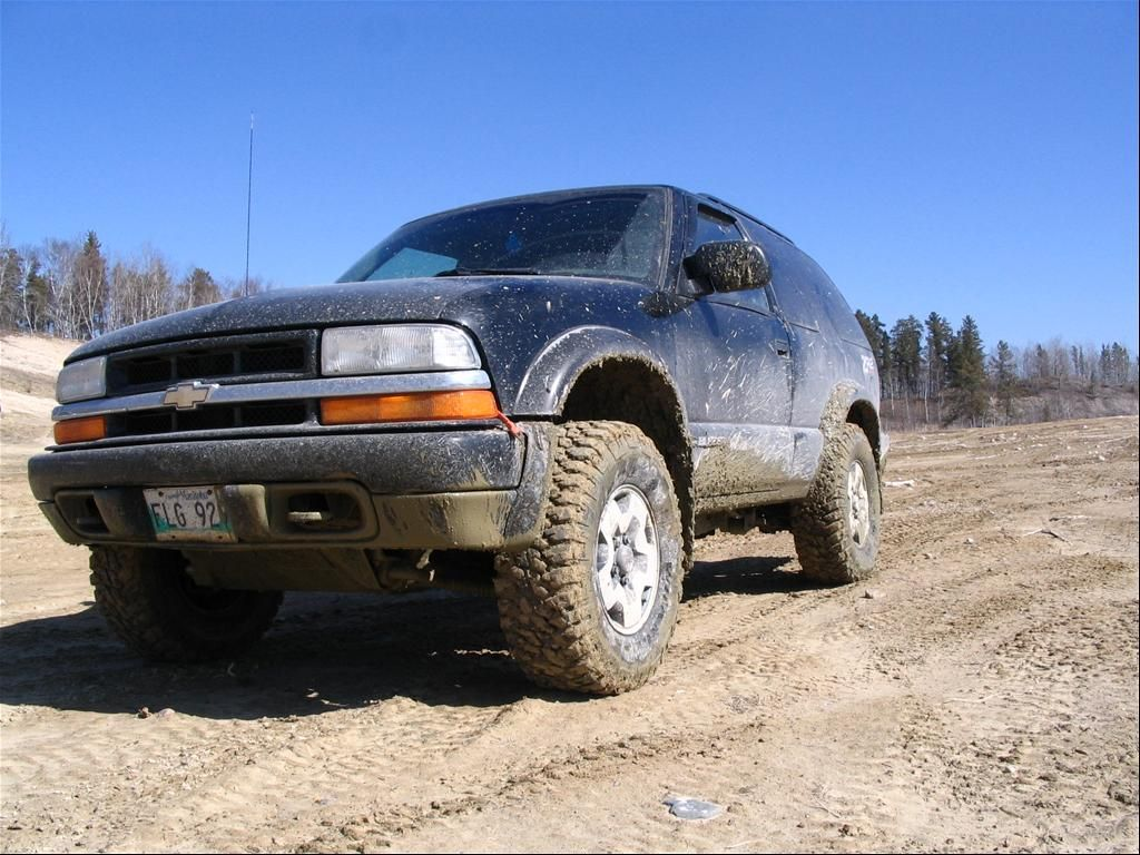 1999 chevy s10 blazer 1999 chevrolet s10 blazer winnipeg mb owned by birds4life page 1 at  [ 1024 x 768 Pixel ]
