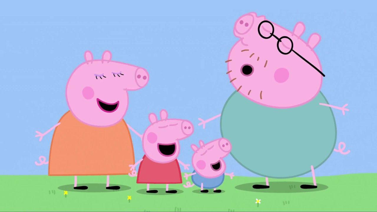 свинка пеппа игра в прятки 5 серия сезон 1 Peppa Pig Hide And