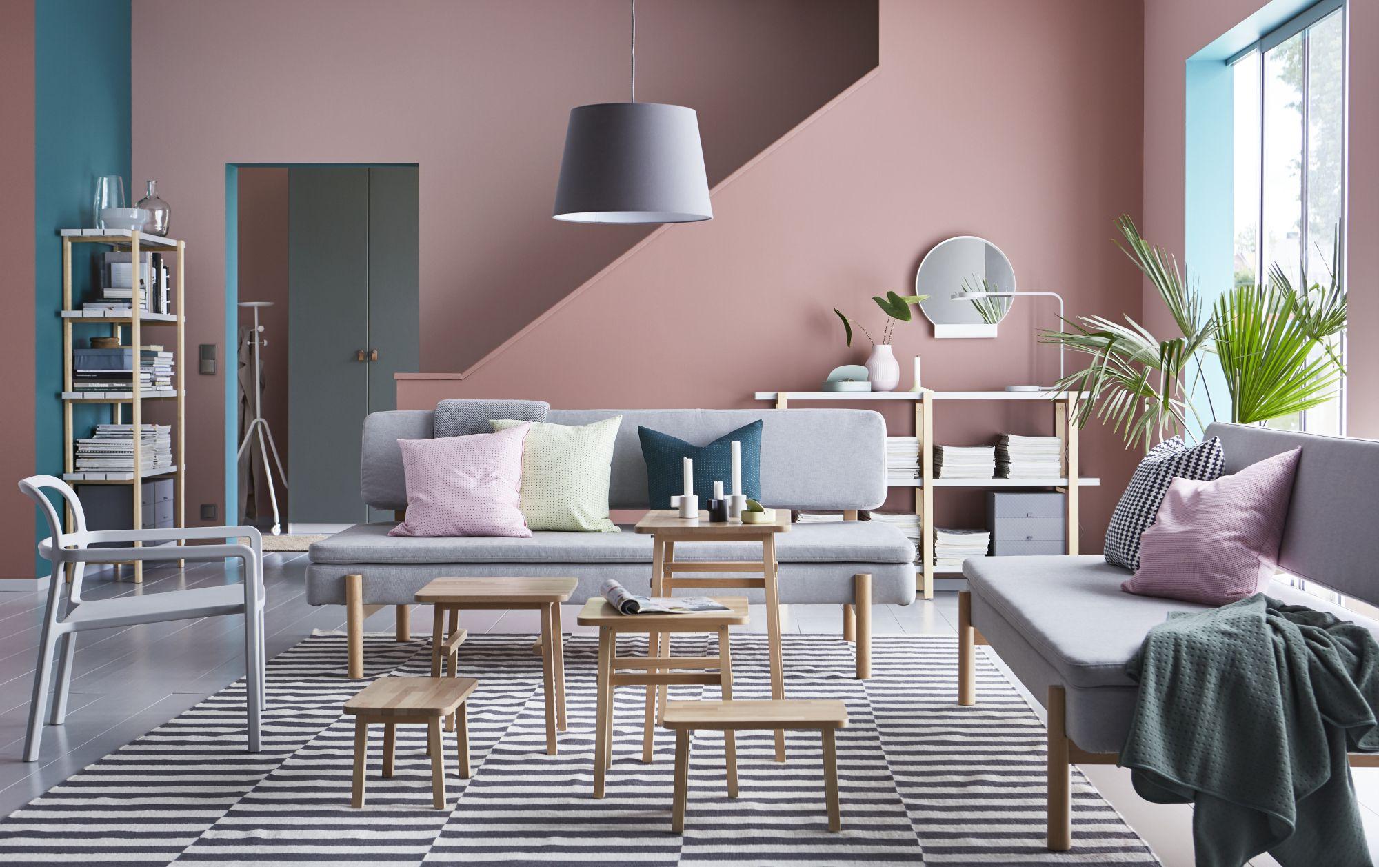 YPPERLIG Kollektion von IKEA | Wohnzimmer inspiration