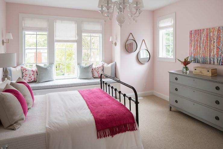 pink kid s bedroom pink bedroom decor bedroom design contemporary bedroom on grey and light pink bedroom decorating ideas id=47551