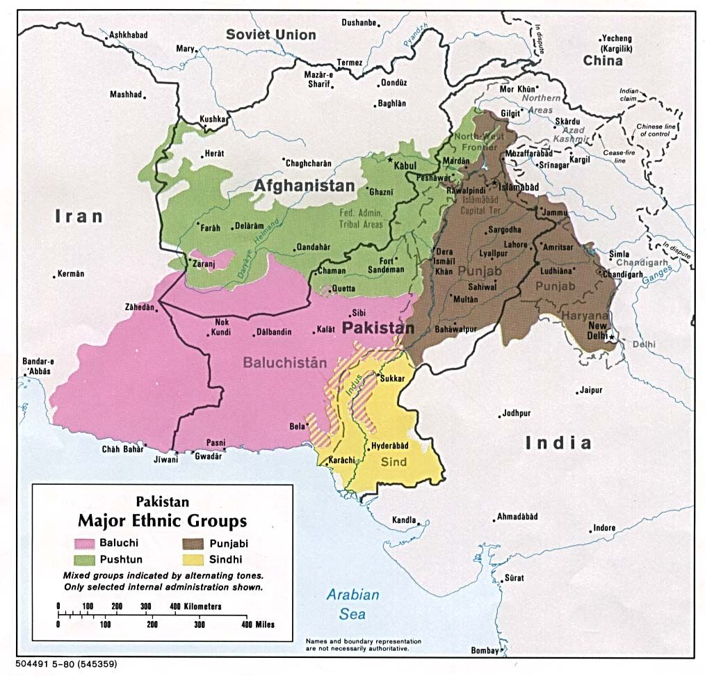 Major ethnic groups in pakistan maps pinterest ethnic major ethnic groups in pakistan sciox Image collections