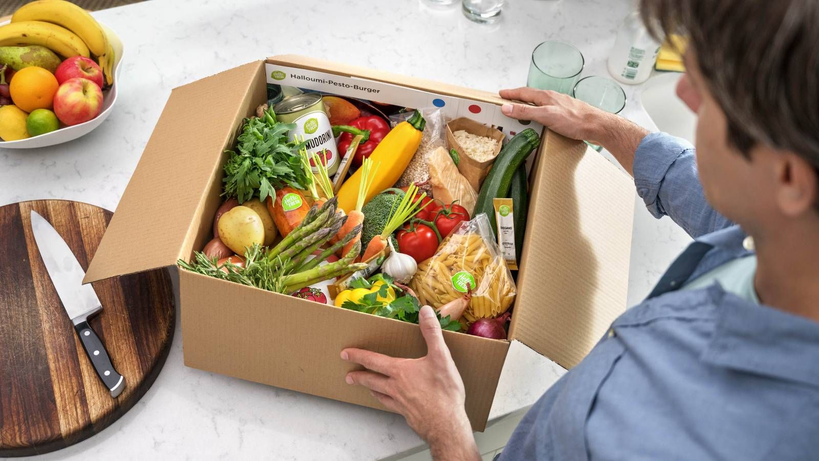 The best online grocery delivery services AmazonFresh vs