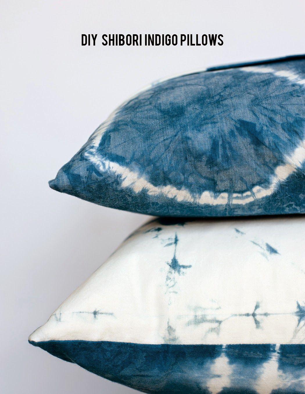 Do it: Väriä tyynyihin