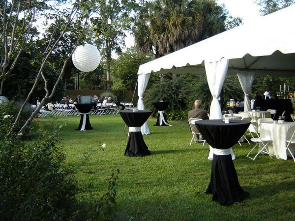 Outdoor Decoration Wedding Ideas