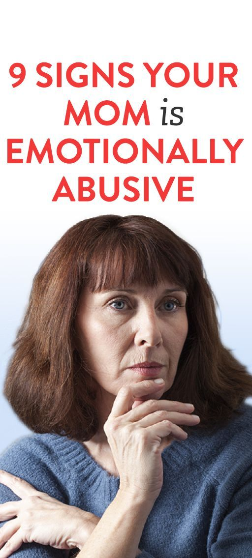 9 signs of an abusive relationship
