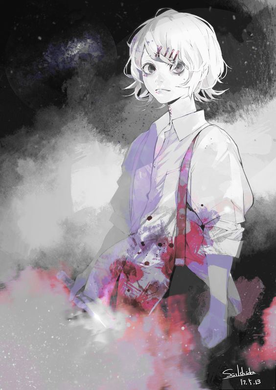 Images About Suzuya On Pinterest Tokyo Ghoul