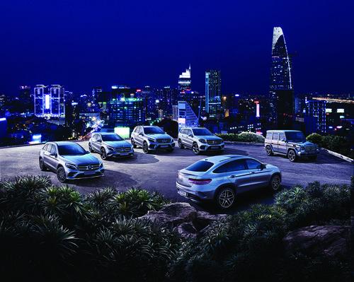 Gía Xe Mercedes S400 - 0945 777 077: Mercedes Việt Nam ra mắt GLS và C-Class Coupé tại Hà Nội