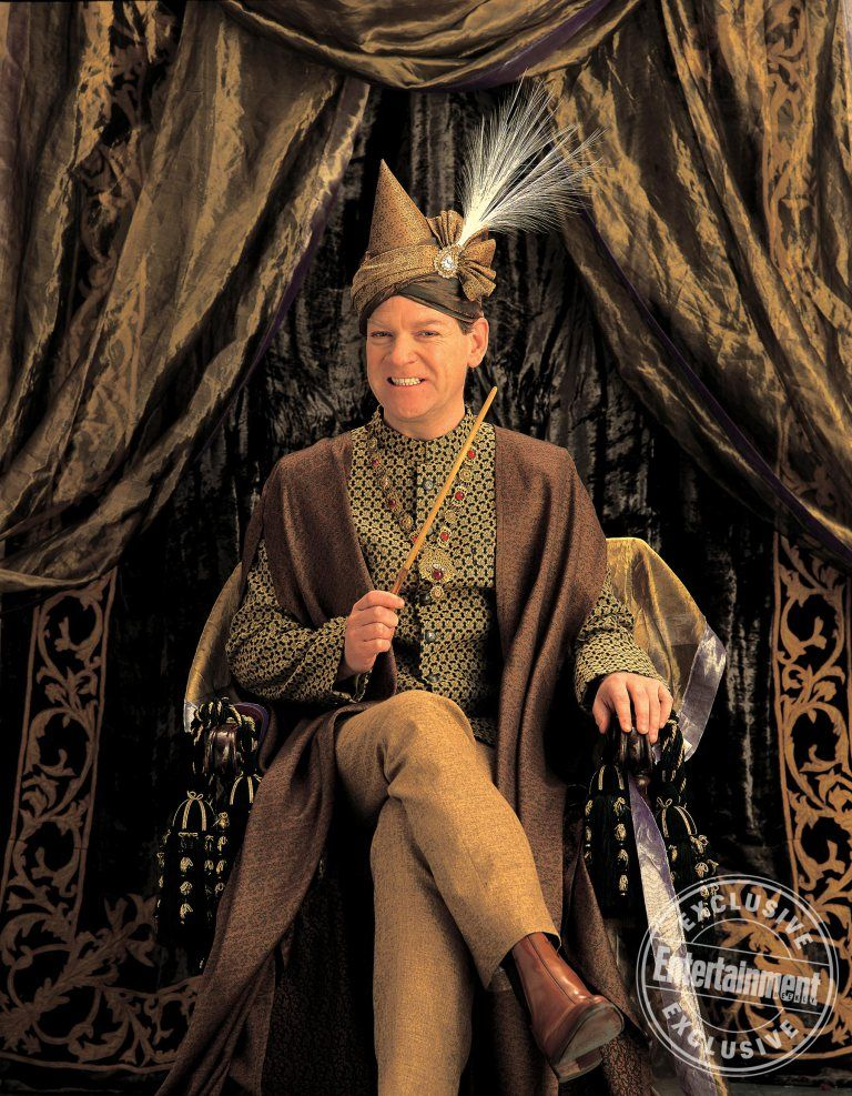 Exclusive Check Out Gilderoy Lockhart S Insane Unearthed Author Photo Shoot For Harry Potter Lockhart Harry Potter Harry Potter Professors Kenneth Branagh