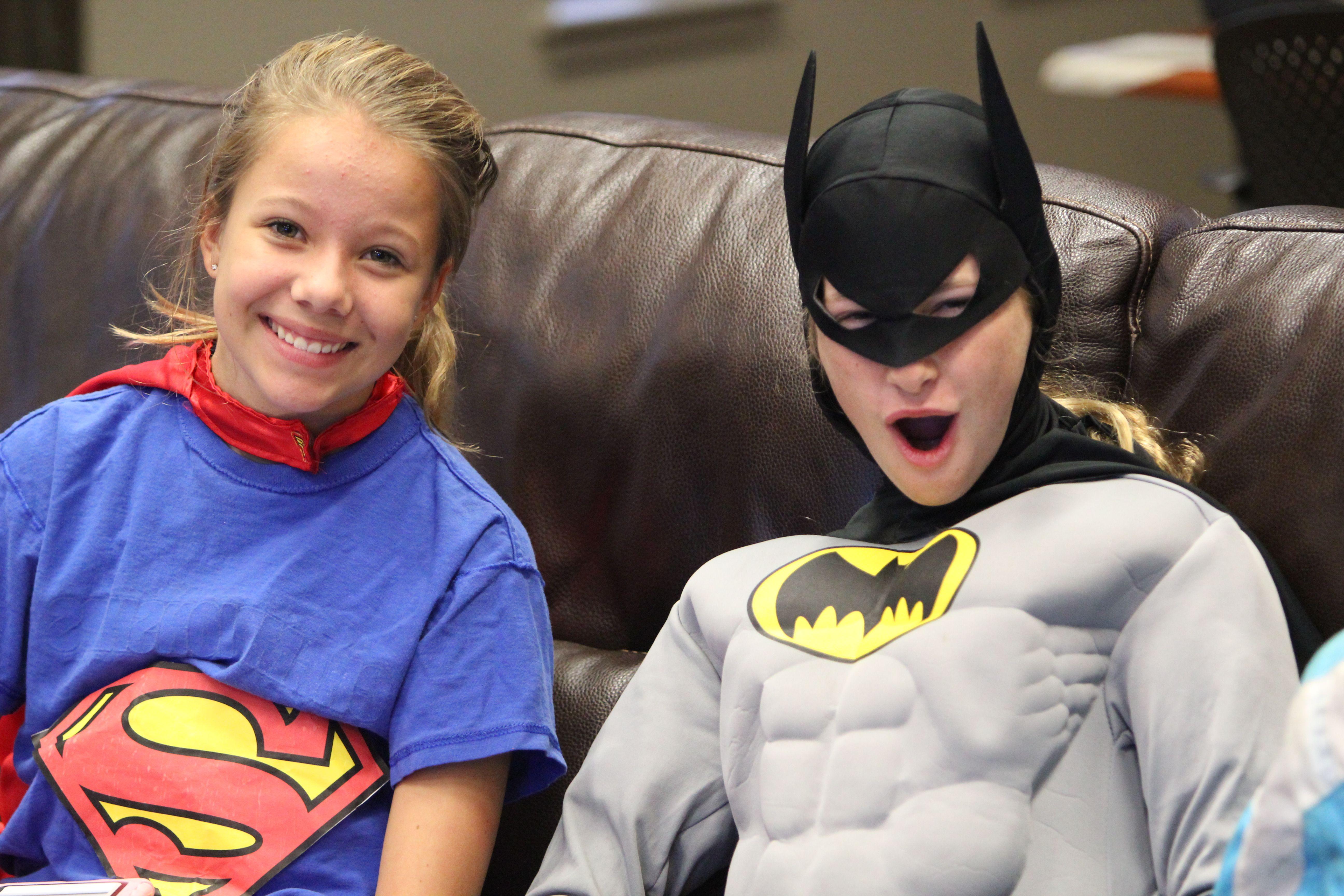 Mvcs Homecoming Week Day 1 Middle School Super Hero