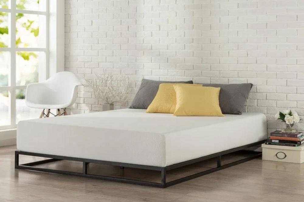 Advantages Of A Platform Bed Vs A Box Spring Platform Bed Frame Wood Platform Bed Bed Frame