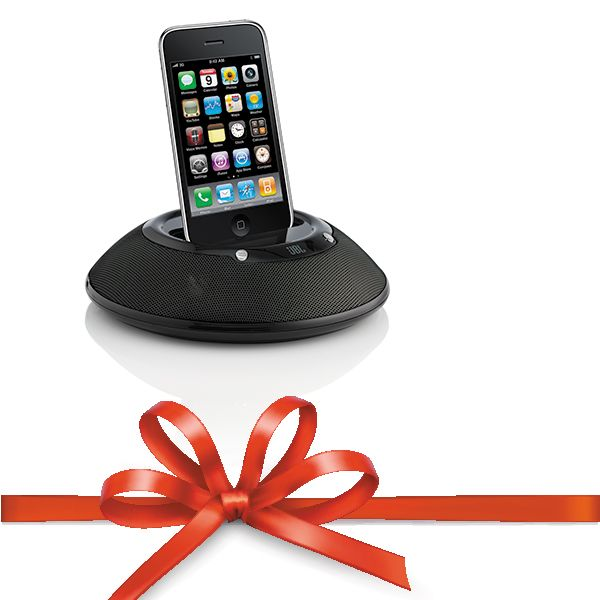 The perfect Mother's Day gift idea for the Mum who loves music and technology. The JBL On Stage Micro II portable loudspeaker dock is compatible with the iPhone, iPod and will sync and charge your iOS device. For more info go to www.jbhifionline.com.au