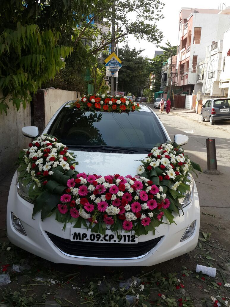 Service Provider of Wedding Car Decorations, Wedding Gate ...