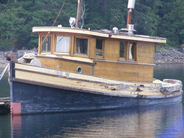 Shanty boat | living style | Shanty boat, Tug boats, Boat