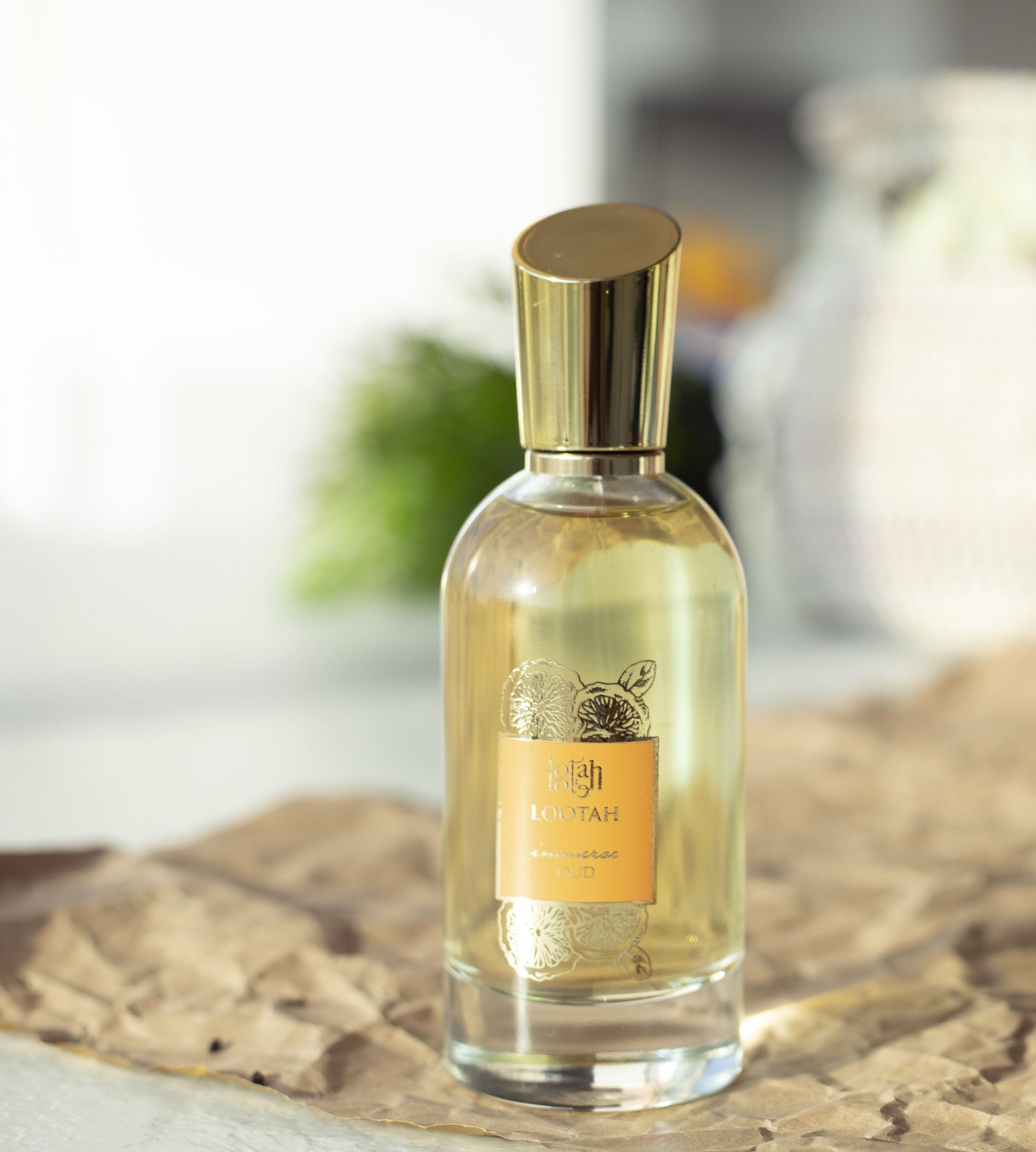 Immerse Perfume