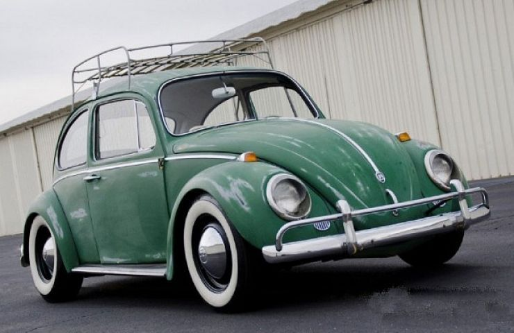 Green Patina Hip To Be Cool Classic Beetle Ebay Motors Blog Volkswagen Vw Beetle Classic Beetle