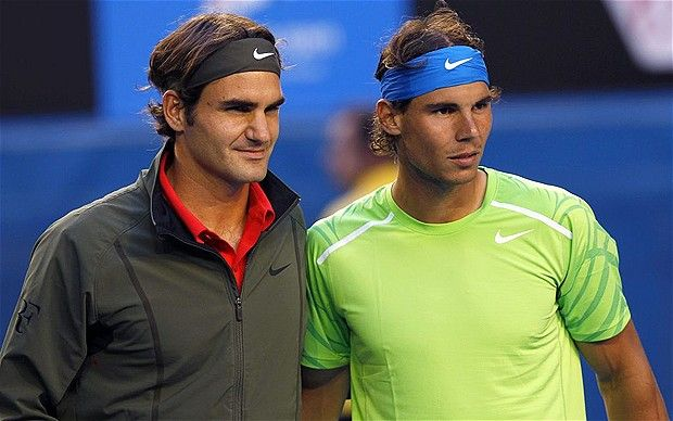 A Wimbledon championship between Federer and Nadal! :)