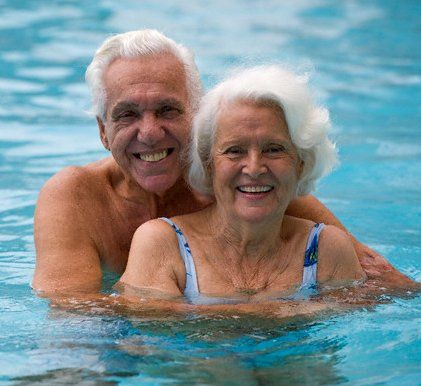 Positive Thinking On Aging Helps Seniors Heal Growing Old Happy