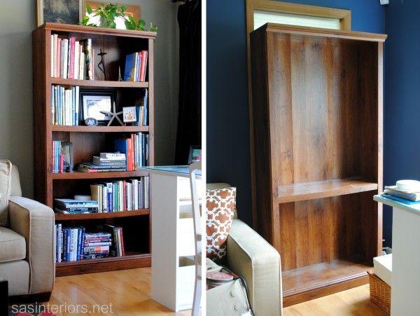 M s de 25 ideas nicas sobre muebles laminados en for Pintar muebles laminados