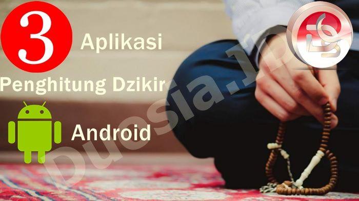 3 Aplikasi Dzikir Counter Untuk Android Terbaik Duosia Android Christmas Bulbs Holiday Decor