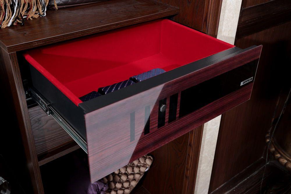 Half Builtin Safe YG11326_oppein Built in wardrobe