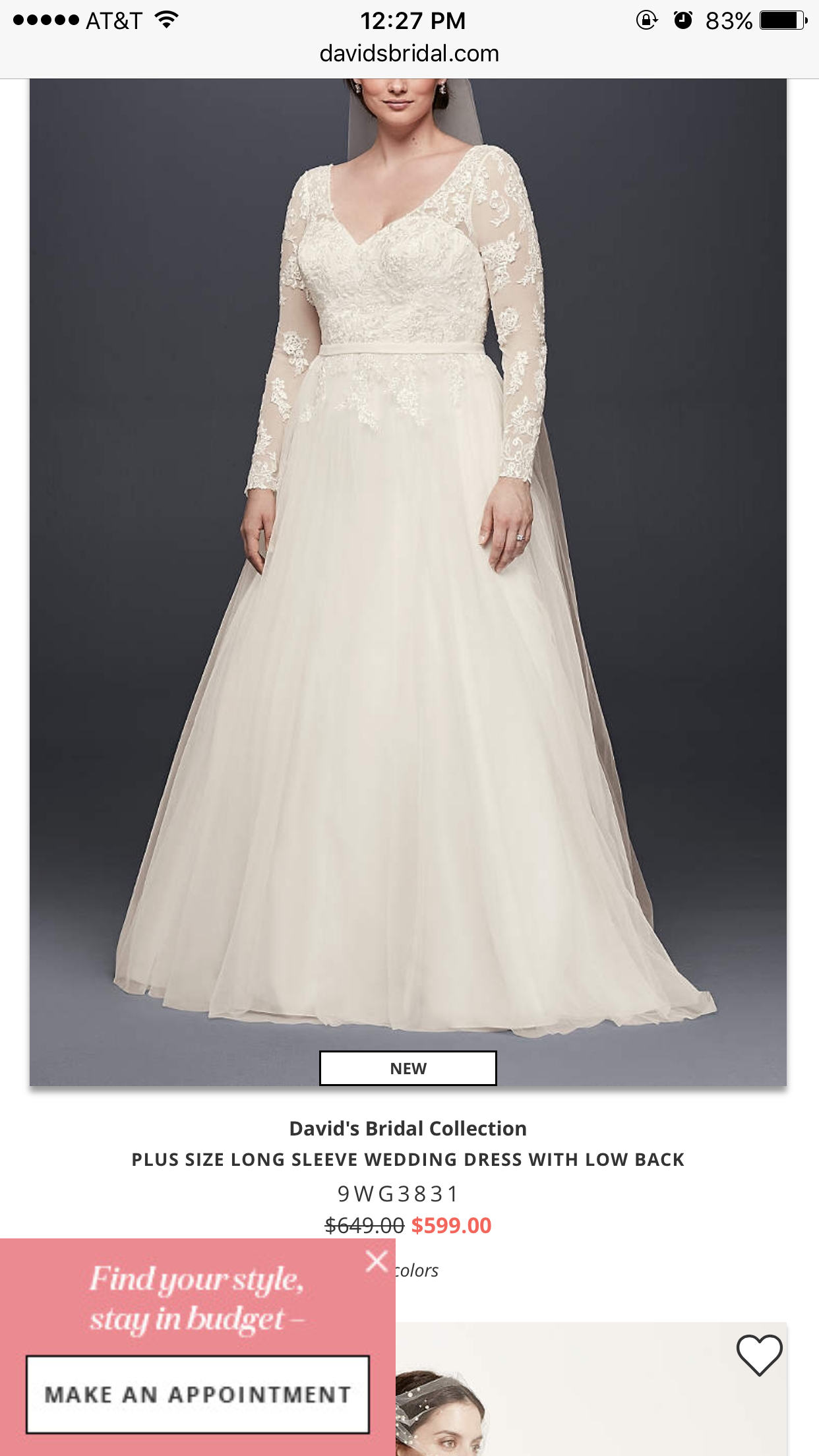Pin by Julianne Papa on Wedding   Wedding dress long sleeve ...