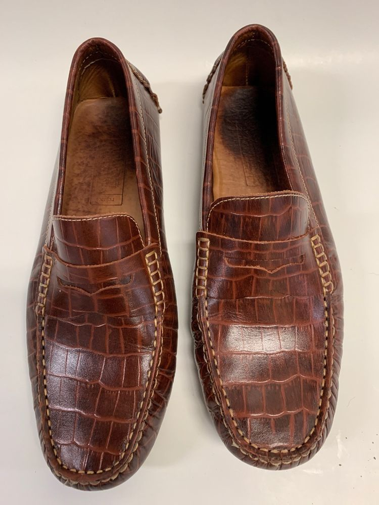42e26eec919f Mercanti Fiorentini Relax Mens Brown Leather Driving Moc Loafers Size 9 M   fashion  clothing  shoes  accessories  mensshoes  casualshoes (ebay link)