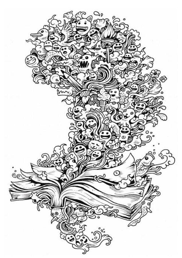 kerby rosanes doodle invasion - Поиск в Google | Cardmaking ...