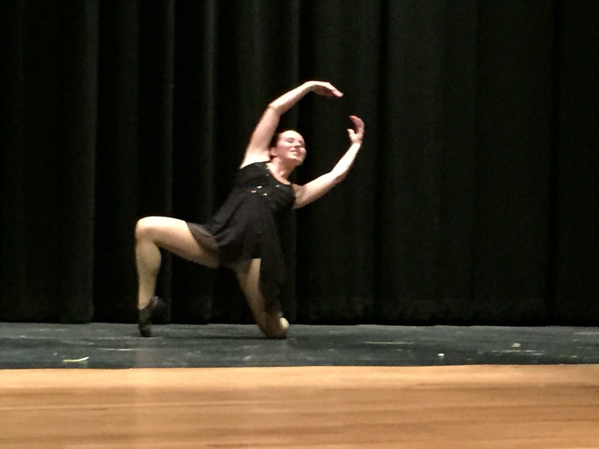 To build a home emily chambers senior solo freestyle