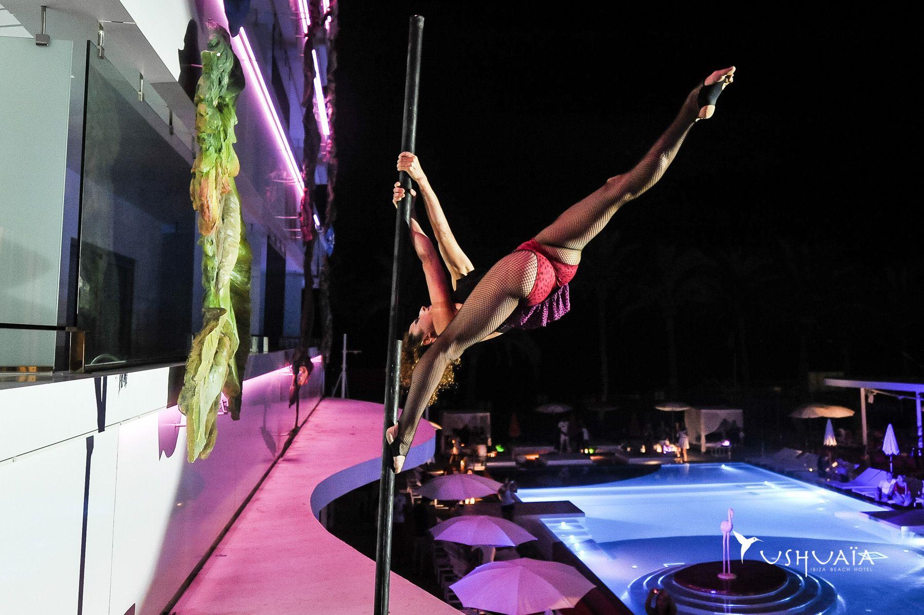 pole dance ibiza