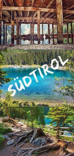 Die schönsten Seen & Berge von Südtirol - Salty toes Reiseblog #campingpictures