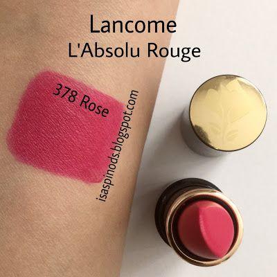 L'Absolu Rouge La Base Rosy Lip Balm & Primer by Lancôme #20