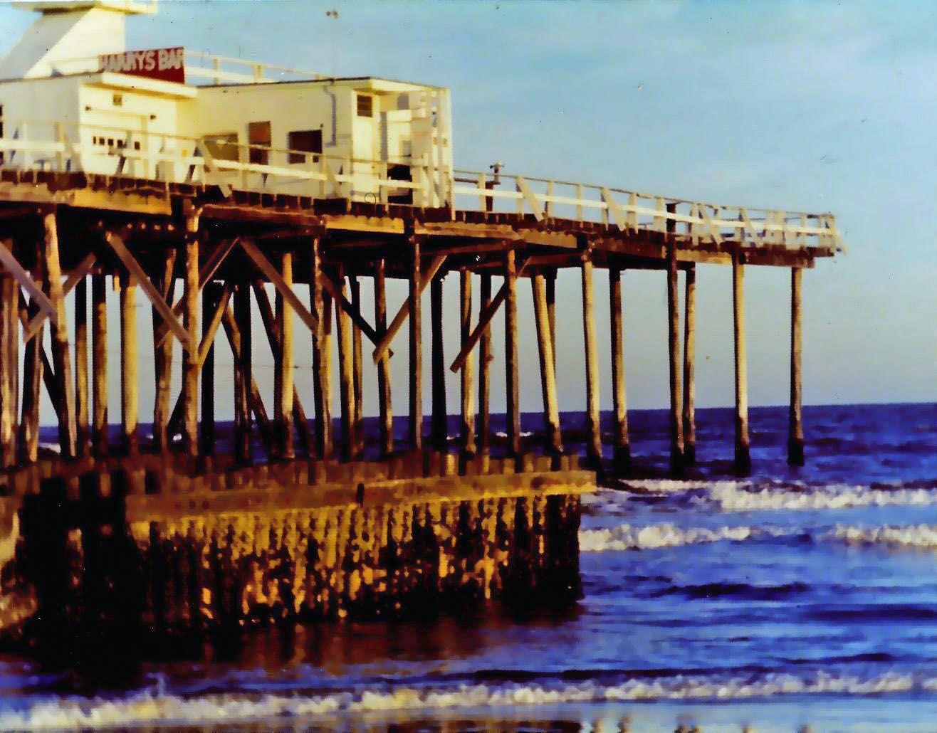 Harry S Bar Brigantine Nj Pier Painting Love S Photo Album